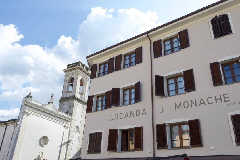 Hotel Ristorante Locanda Le Monache